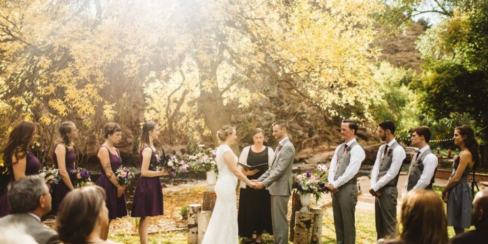 Brooke and Chandler // Lyons, Colorado Wedding