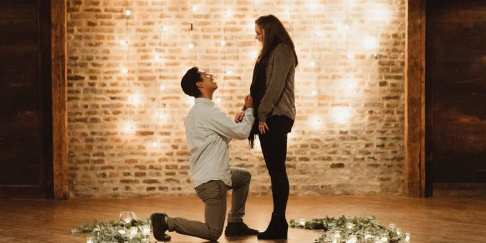 Hayley + Evan // Nashville Proposal
