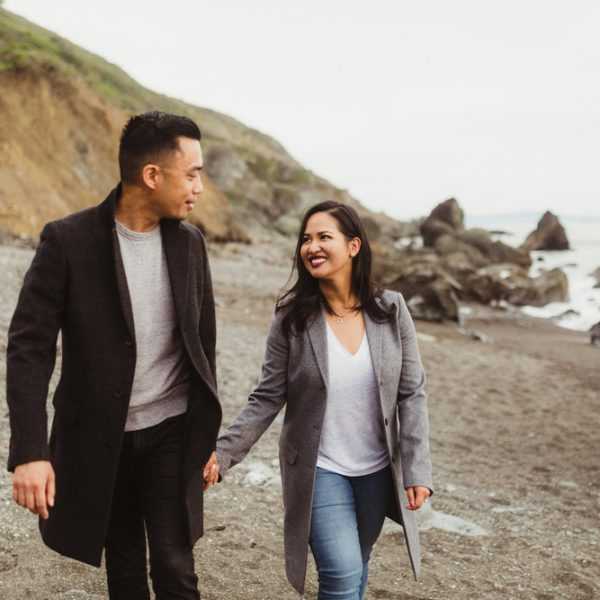 Bryan + Danica // Muir Woods + Muir Beach Engagement