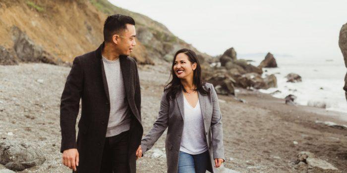 Bryan + Danica // Muir Woods + Muir Beach Engagement