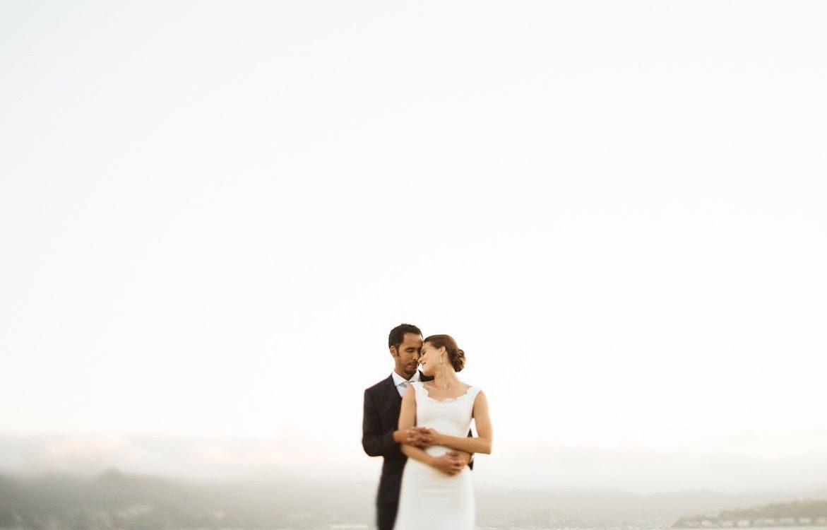 Marisa and João // Tiburon, California Outdoor Wedding