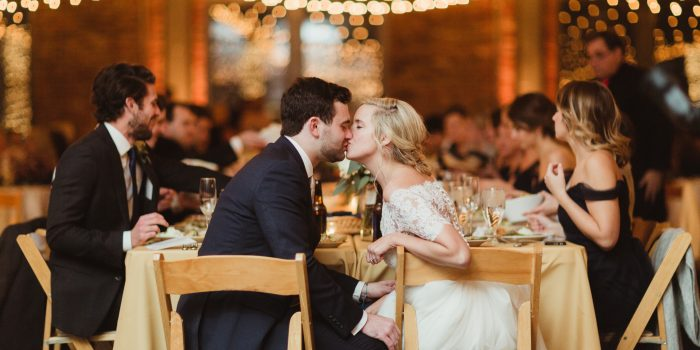 Shannon + Andrew // St. Louis Winter Wedding