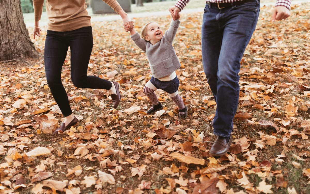 Insler Family // Fall Family Session in St. Louis