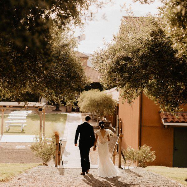 Valerie + Austin // Viansa Vineyard Wedding in Sonoma