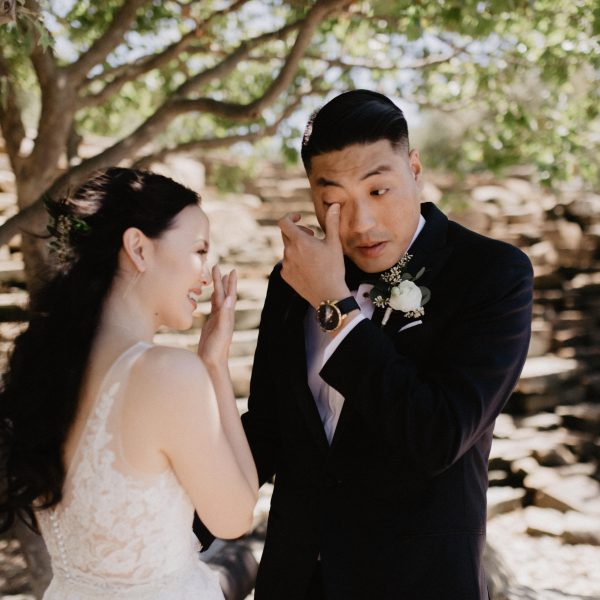 Jessica + TK // San Ramon Wedding
