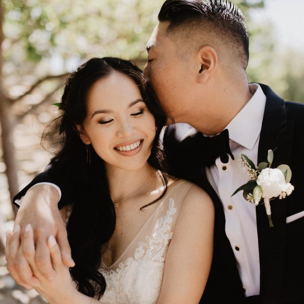 Jessica + TK // San Ramon Wedding
