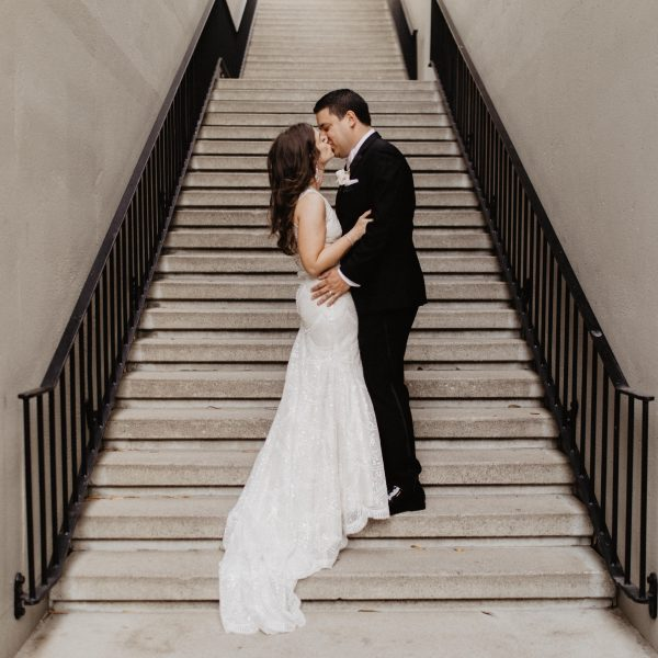 Shara + Andy // Bently Reserve Wedding