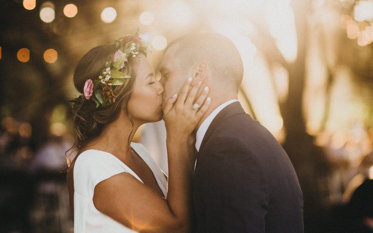 Backyard Vineyard Wedding in St. Helena, CA // Katy + Elliot