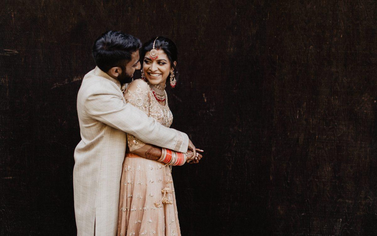 Richa + Sameer // Hidden Villa Farm Wedding
