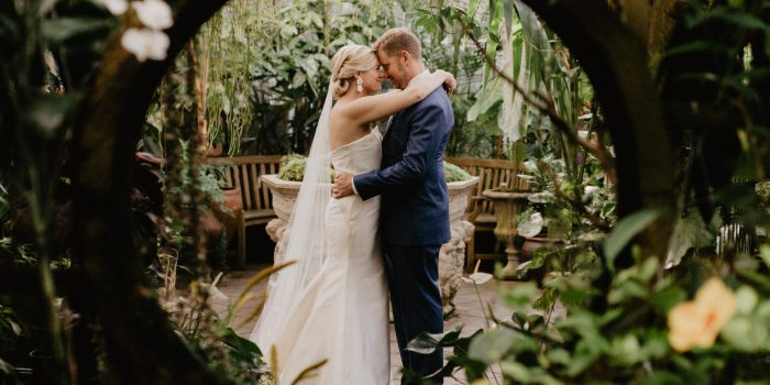 Conservatory of Flowers Wedding // Victoria + Boyd