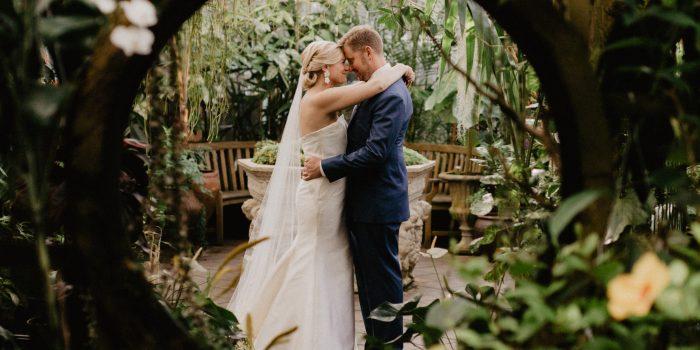 Victoria + Boyd // Conservatory of Flowers Wedding