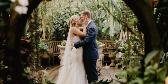 Victoria + Boyd // Conservatory of Flowers Wedding