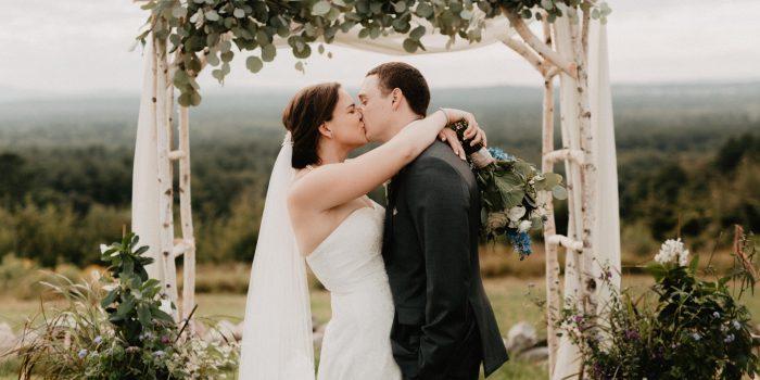Lucy + John // Fall Boston Wedding