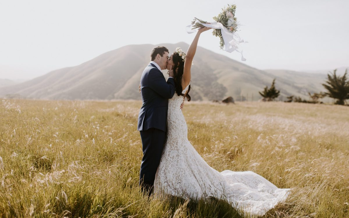 Backyard Wedding in Nicasio, CA // Kat + Ross