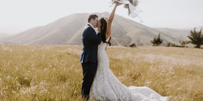 Kat + Ross // Backyard Wedding in Nicasio, CA
