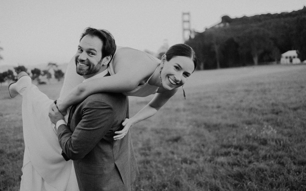 Amanda + Geoff // Cavallo Point Wedding