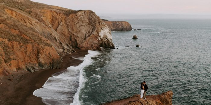 Lily + Pratik // Tennessee Valley Engagement