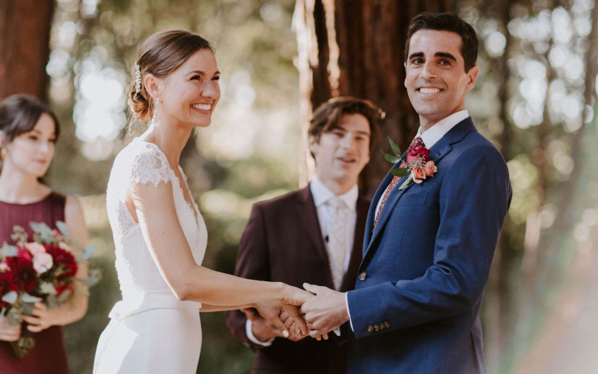 Piedmont Community Hall Wedding // Jessica + Crosby