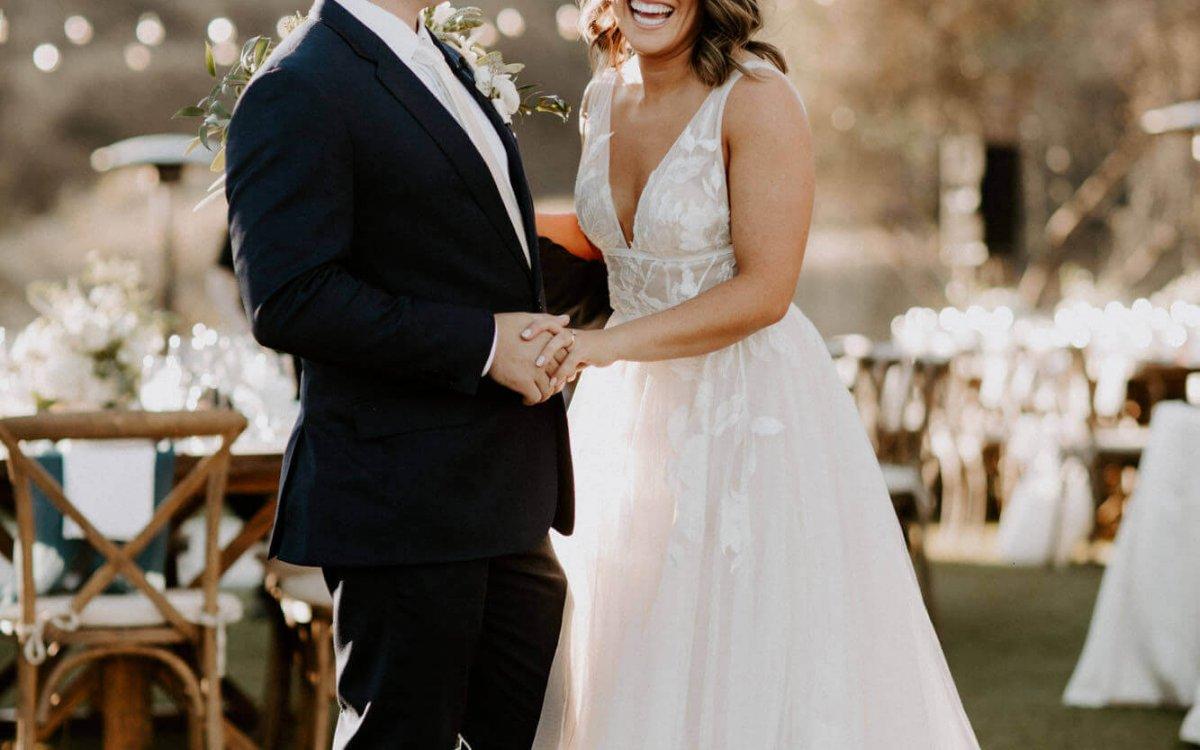 Saddle Rock Ranch Wedding in Malibu // Cassidy + Kevin