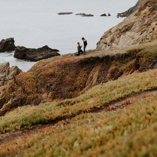 Siam + Michael // Marin Headlands Proposal