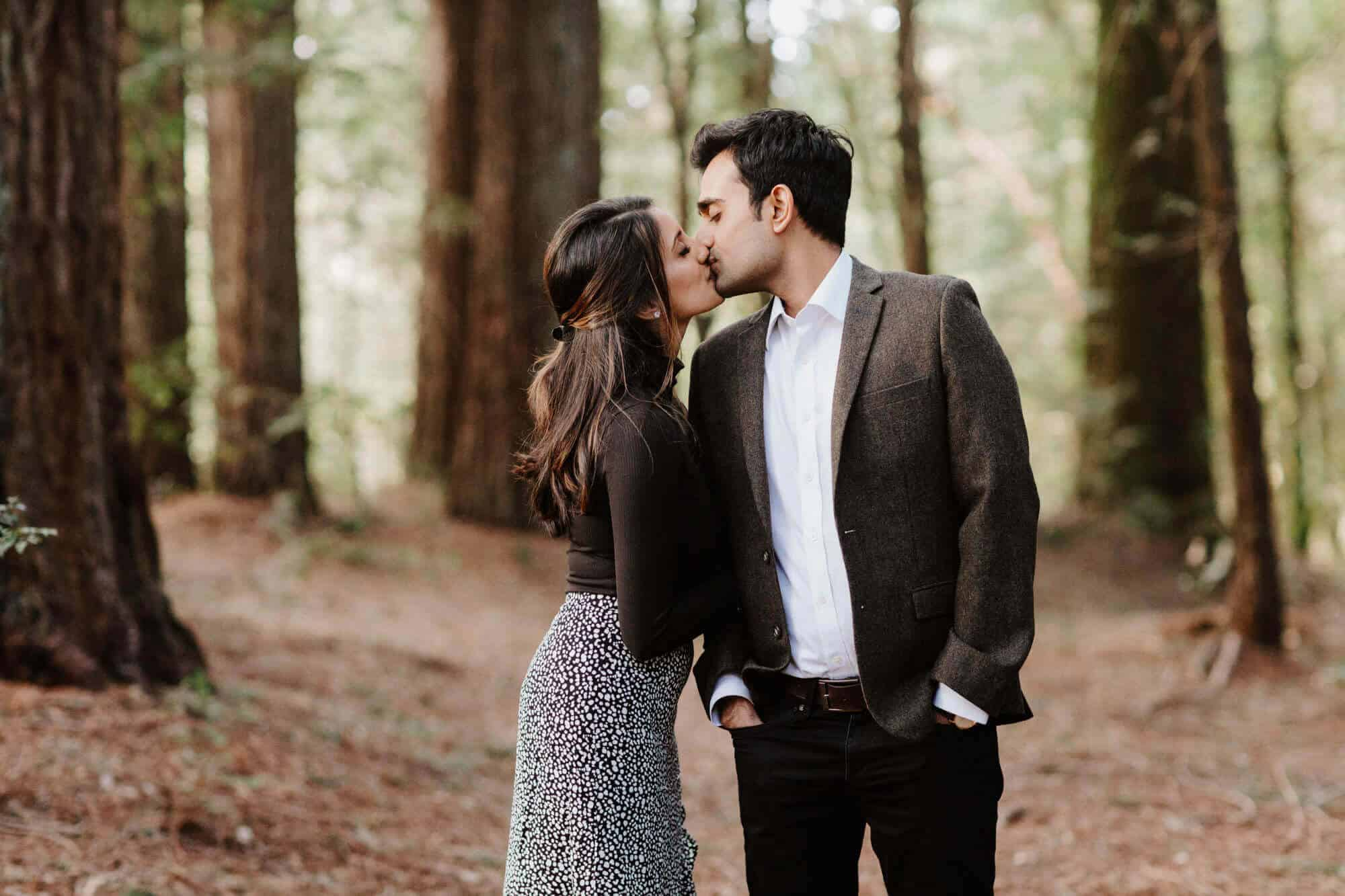 mt. tam engagement shoot