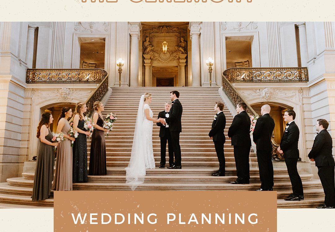 Wedding Planning Ceremony