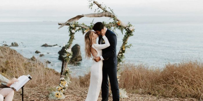 Slide Ranch Elopement // Kelly + Keith