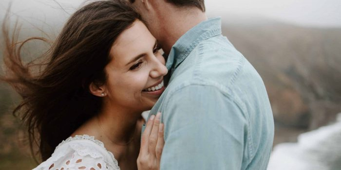 Tennessee Valley Fog Engagement Session // Melanie + Fred