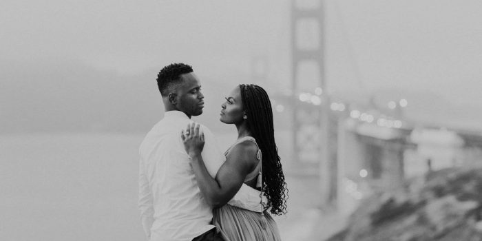 San Francisco Engagement Session // Bee + Pascal