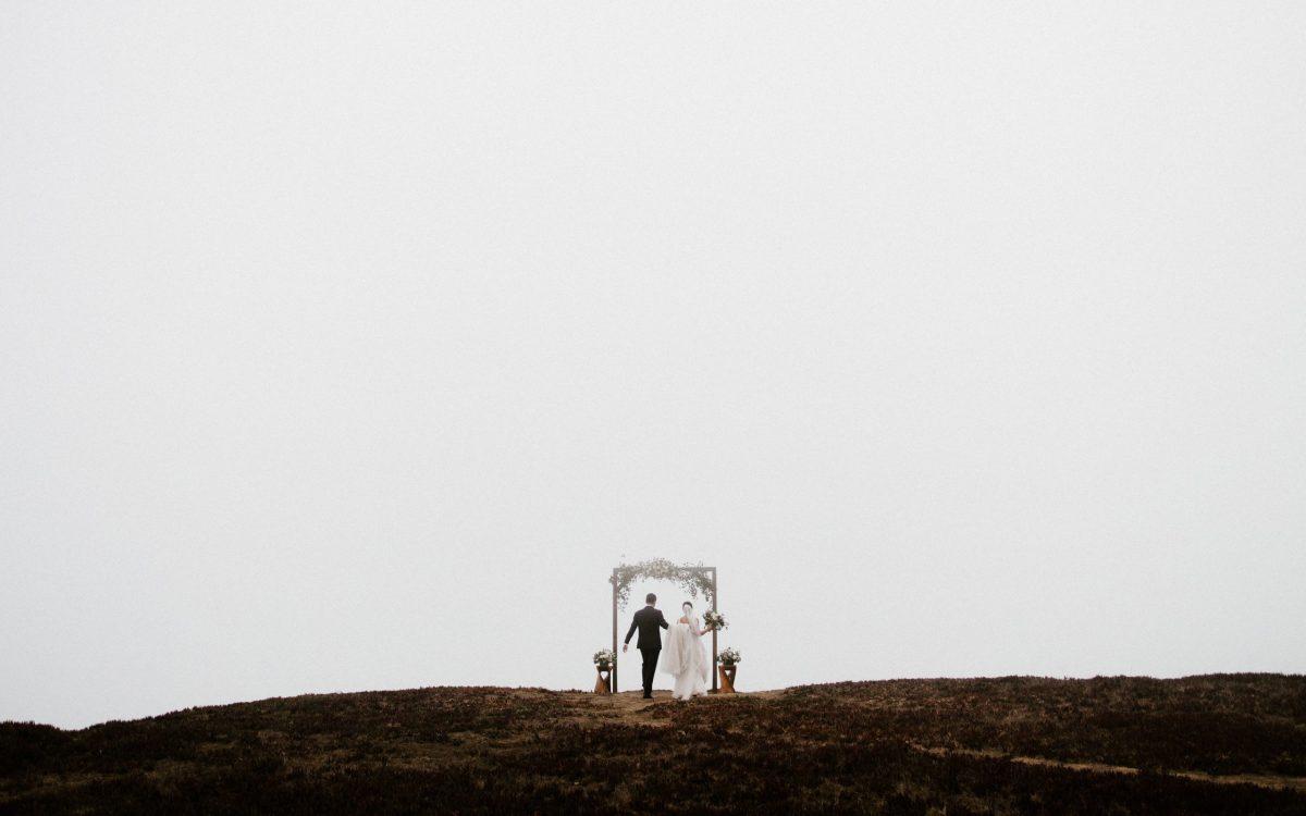 Dillon Beach Elopement // Sooyeon + Nick