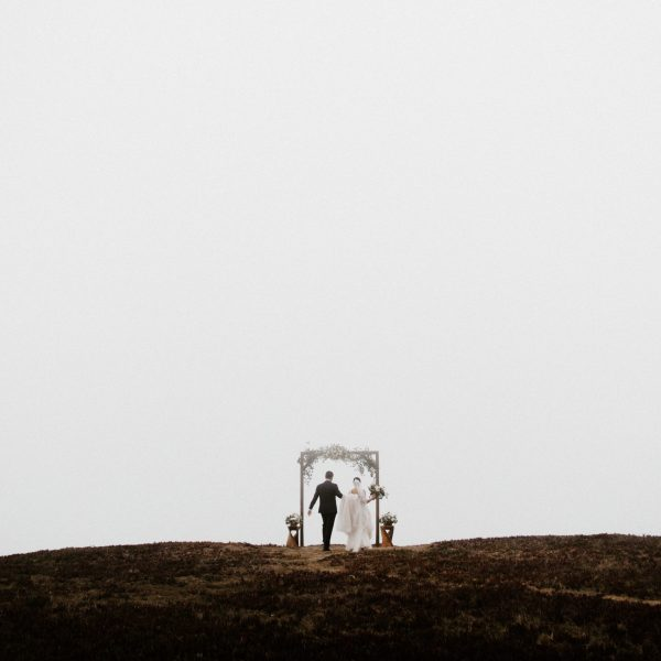 Dillon Beach Elopement // Sooyeon + Nick