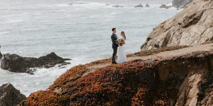 Marin Headlands Elopement // Nancy + Jody