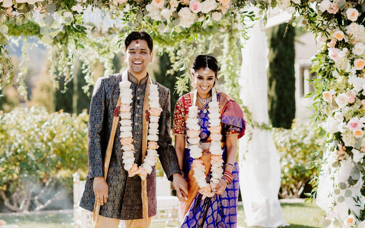 Rosewood Sand Hill Indian Wedding // Teju + Vipin