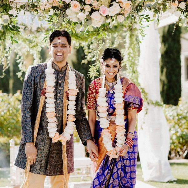 Rosewood Sand Hill Indian Wedding // Teju + Vipin